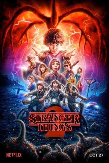 download Stranger Things Complete Season 1 720p WEB-HD Dual Audio Hindi English 200MB Each