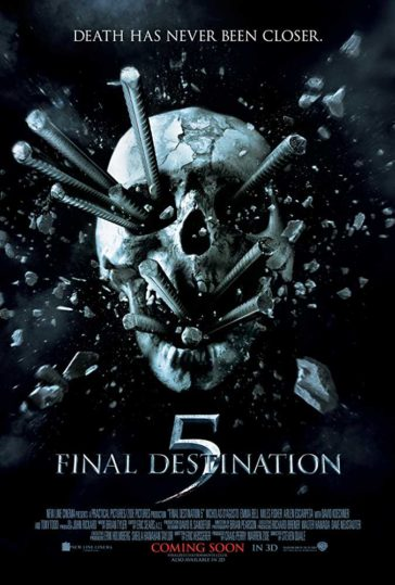 Download Final Destination 5 2011 Dual Audio 720p Bluray 700mb