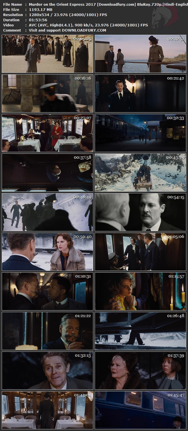 murder on the orient express 2017 download 720p