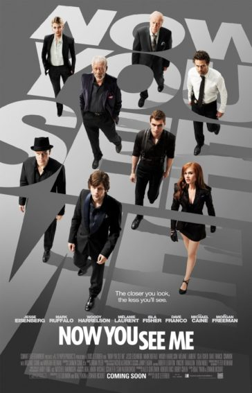 Download Now You See Me 2013 Dual Audio 480p BRrip 300mb
