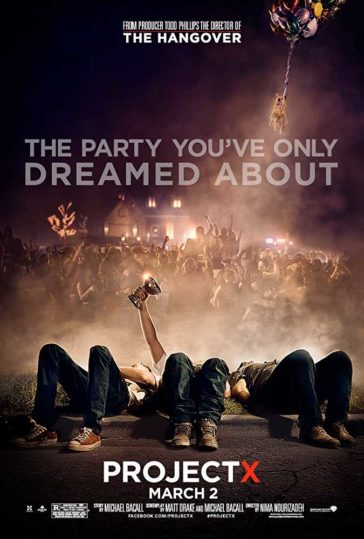 Download Project X 2012 720p BluRay 700MB