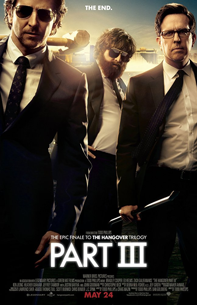 The Hangover Part 3 2013 Dual Audio 720p Bluray 700mb