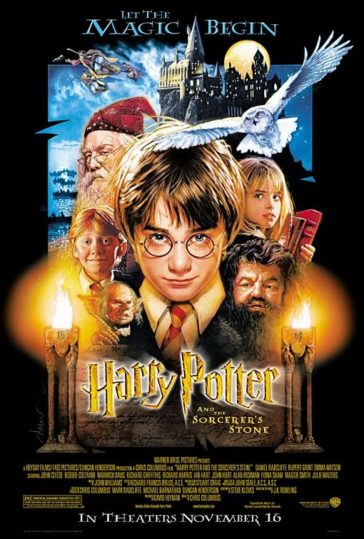 Download Harry Potter And The Sorcerer's Stone 2001 Dual Audio Hindi English 480p Bluray 300MB