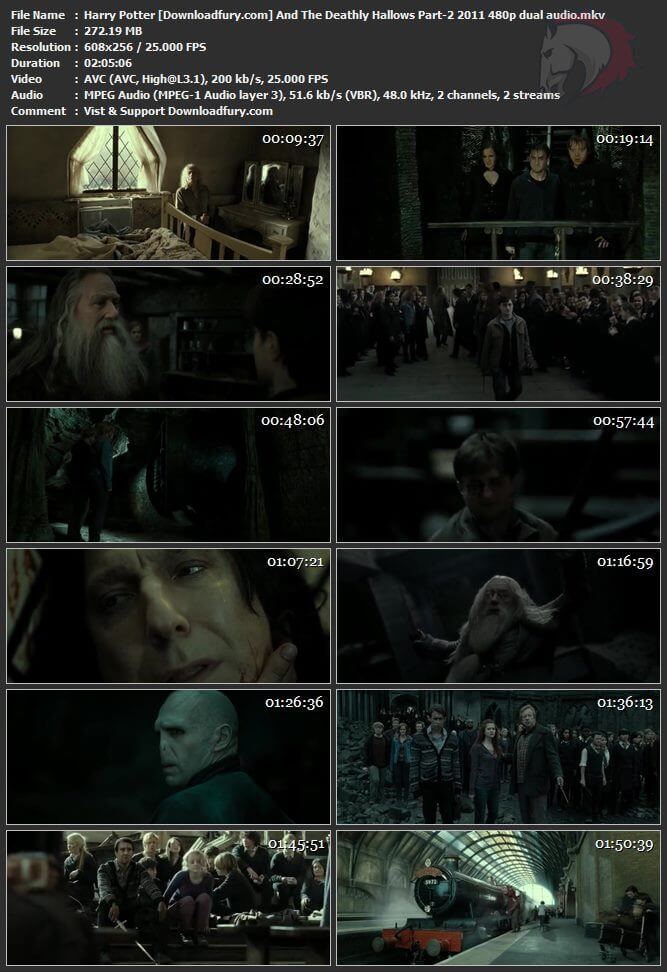 harry potter and deathly hallows part 2 movie download in hindi 480p