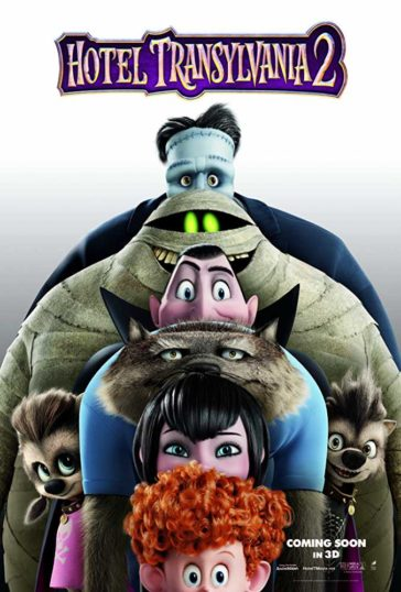 Download Hotel Transylvania 2 Dual Audio 2015 720p BluRay 700MB