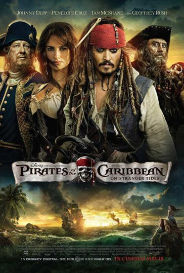 Download Pirates Of The Caribbean On Stranger Tides 2011 Dual Audio BRrip 300MB