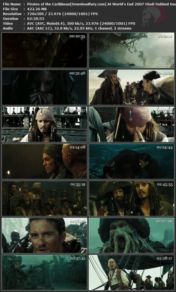 Pirates of the Caribbean: At World's End - TCM