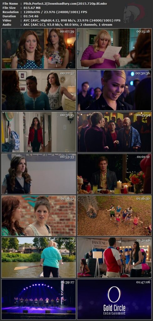 pitch perfect 2 2015 720p bluray 700mb