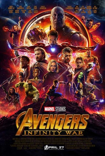 Download Avengers Infinity War 2018 Dual Audio Hindi English 480p HDTC 300MB
