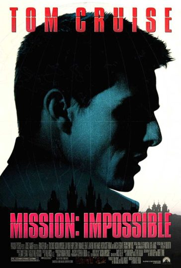 Download Mission Impossible 1 1996 Dual Audio Hindi English 480p BluRay 300MB