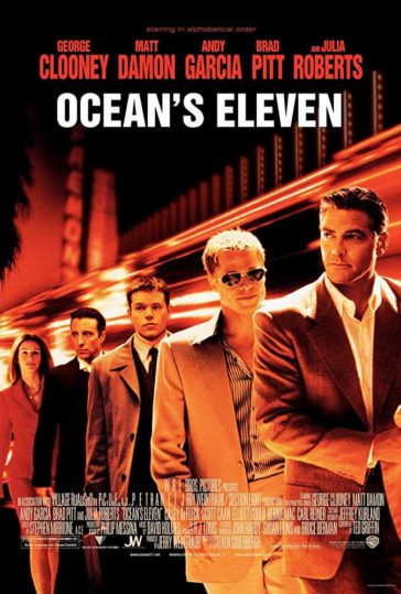 Download Ocean's Eleven 2001 Dual Audio Hindi English 480p BluRay 300MB