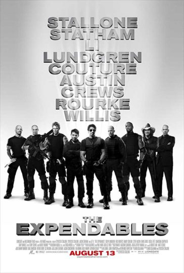 Download The Expendables 1 2010 Dual Audio Hindi English 480p BluRay 300MB