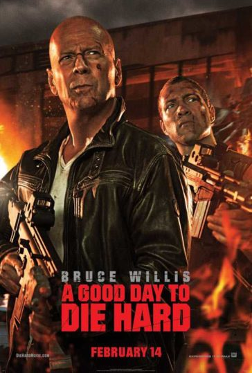 Download A Good Day to Die Hard 2013 Dual Audio Hindi 480p BluRay 300MB