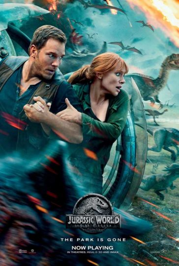 Download Jurassic World Fallen Kingdom 2018 Dual Audio Hindi 480p WEB-DL 300MB