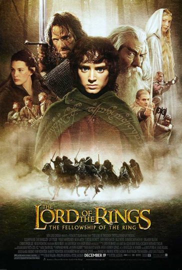 Download Lord of the Rings The Fellowship of the Ring 2001 Dual Audio Hindi 480p BluRay 700MB
