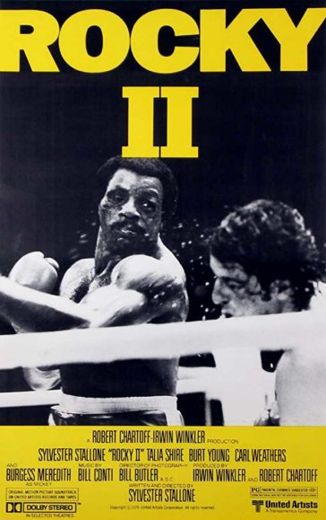 Download Rocky II 1979 Dual Audio Hindi 480p BluRay 300MB