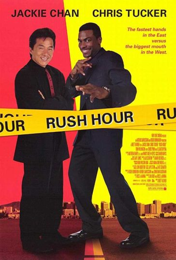 Download Rush Hour 1998 Dual Audio Hindi 480p BluRay 300MB
