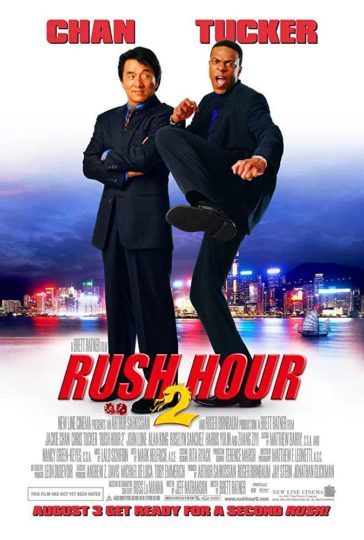 Download Rush Hour 2 2001 Dual Audio Hindi 480p BluRay 300MB