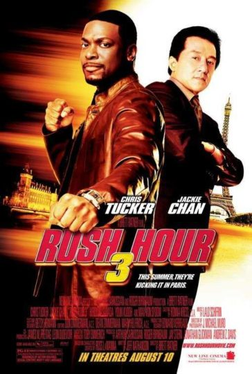 Download Rush Hour 3 2007 Hindi Dubbed 480p BluRay 300MB