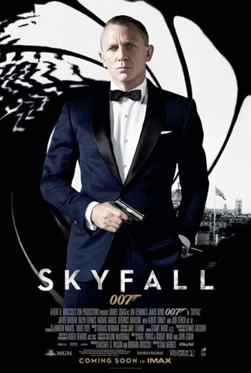 Download Skyfall 2012 Dual Audio Hindi English 480p BluRay 300MB