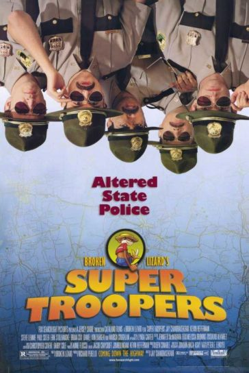 Download Super Troopers 2001 Bluray 480p 300MB