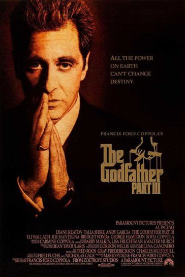 Download The Godfather Part III 1990 Dual Audio Hindi 480p BluRay 300MB