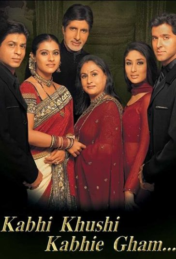Download Kabhi Khushi Kabhie Gham 2001 Hindi 720p BluRay 700MB