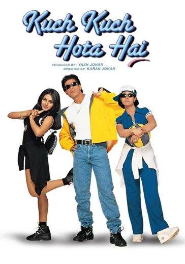 Download Kuch Kuch Hota Hai 1998 720p BluRay 700MB