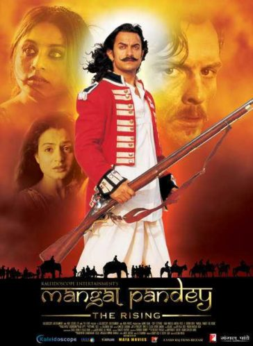 Download Mangal Pandey The Rising 2005 Hindi 480p HDRip 300MB