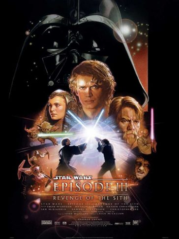 Download Star Wars Episode III Revenge of The Sith 2005 Dual Audio Hindi English 480p BluRay 300MB
