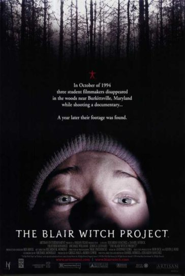 Download The Blair Witch Project 1999 480p BluRay 300MB