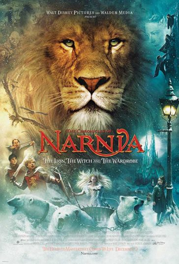 Download The Chronicles Of Narnia 1 The Lion the Witch and the Wardrobe 2005 480p Dual Audio Hindi Bluray 300MB