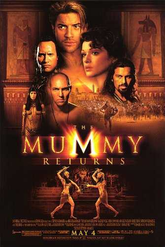 Download The Mummy Returns 2001 480p BluRay Dual Audio Hindi English 300MB