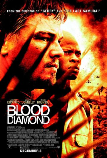 Download Blood Diamond 2006 Dual Audio Hindi English 480p BluRay 300MB