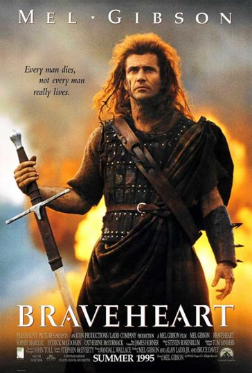 Download Braveheart 1995 Dual Audio Hindi English 480p BluRay 300MB
