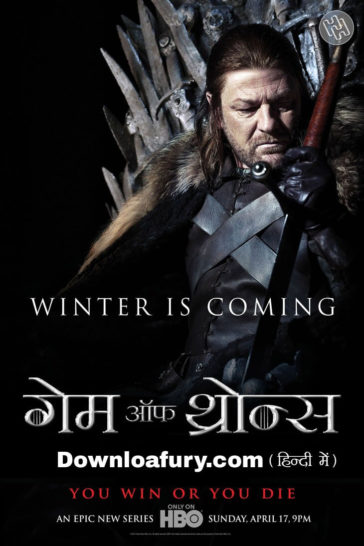 Download Game of Thrones Season 2 Complete Dual Audio Hindi English BluRay 480p 300MB Each