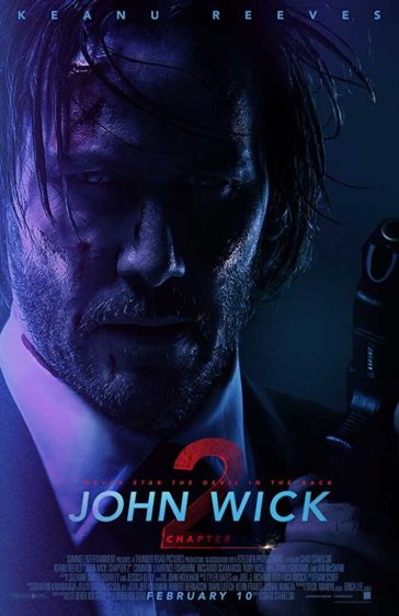 Download John Wick Chapter 2 2017 Dual Audio Hindi English 480p BluRay 300MB