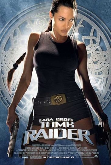 Download Lara Croft Tomb Raider 2001 480p BluRay Dual Audio Hindi English 300MB