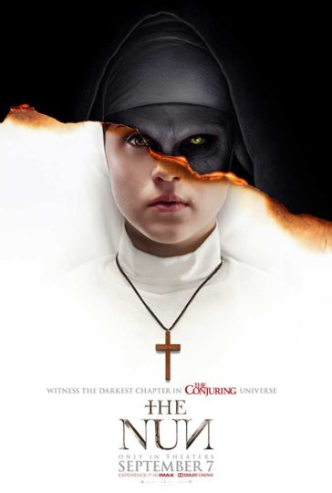 Download The Nun 2018 Dual Audio Hindi English 720p HDCAM 700MB