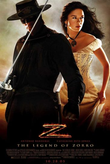 Download Legend of Zorro 2005 480p BluRay Dual Audio Hindi English 300MB