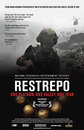 Download Restrepo 2010 English 480p BluRay 300MB