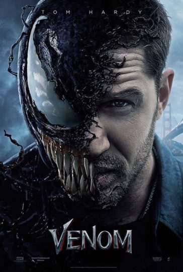 Download Venom 2018 480p HDRip Dual Audio Hindi English 300MB