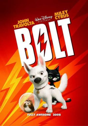 Download Bolt 2008 480p BDRip Dual Audio Hindi English 300MB