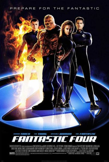 Download Fantastic Four 2005 480p BluRay Dual Audio Hindi English 300MB