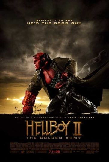 Download Hellboy II The Golden Army 2008 480p BluRay Dual Audio Hindi English 300MB