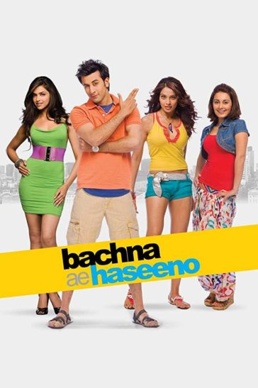 Download Bachna Ae Haseeno 2008 Hindi 480p BRRip 300MB