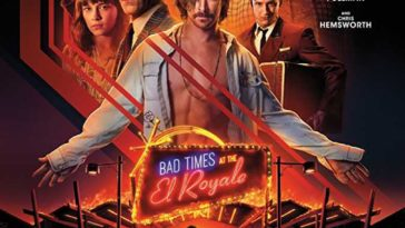 Download Bad Times at the El Royale 2018 720p Dual Audio Hindi English BluRay 700MB