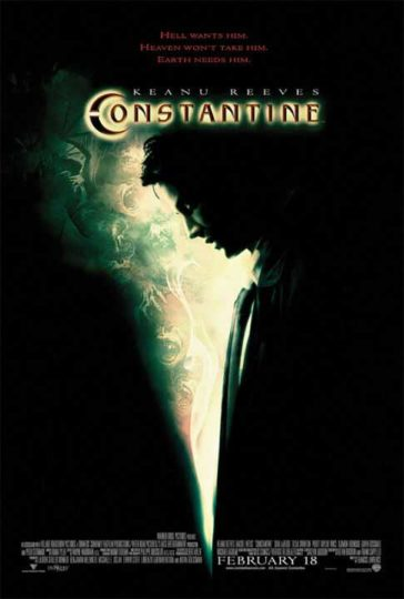 Download Constantine 2005 Dual Audio Hindi English 480p BRRip 300MB