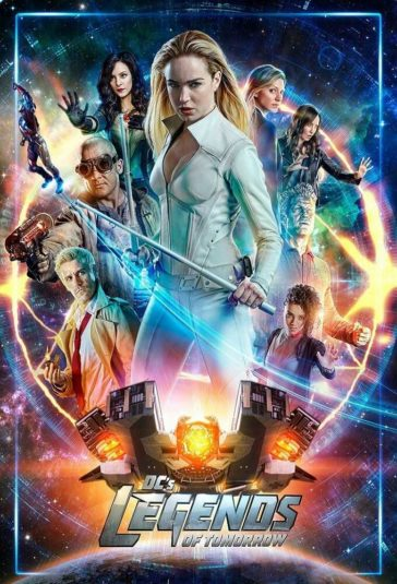 Download DC's Legends of Tomorrow Season 3 Complete 720p HDTV 300MB Each