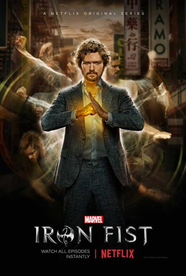 Download Iron Fist Season 1 Complete 720p HEVC 200MB Each